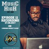 Music High Radio Show - Episode 11