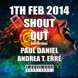 SHOUT OUT - 1TH FEB 2014