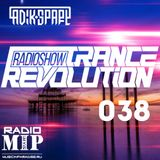 Adik Spart - Trance Revolution #038