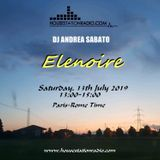 ELENOIRE Dj Andrea Sabato live on HOUSE STATION RADIO 13.07.19
