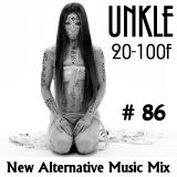 New Alternative Music Mix #86 (August 2017)