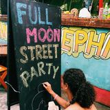 MAY 2017 FULL MOON PARTY MIXED LIVE BY DJ DAVE DAVOTED @ DANCING ELEPHANT HOSTEL