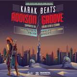 Finlay Lefox @ Karak Beats - Warm up for Addison Groove. 03/03/16