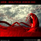 MDB - BEAUTIFUL VOICES 043 (AMBIENT-CHILL MIX)