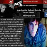 Eclectique NZ & Australia with Paul Lightfoot - On Demand Replay of radio broadcast on 12 December