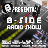 B-Side Radioshow #01 (Carlos Gonzalez) (24.10.2014)
