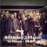 Ya'Mama-Der Klub Birthday Session // März 2013 // Radio Rüsselsheim