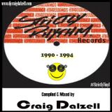 Strictly Rhythm Records (1990-1994) Mixed By Craig Dalzell