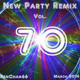 NEW PARTY REMIX Vol.70