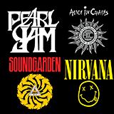 """Dream Theatre"" - 25/2/2019, BIG 4 OF SEATTLE (Nirvana, Soundgarden, Alice in Chains, Pearl Jam)"