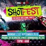 #ShotFestUK Bashment Mix - Mixed By @DJ Dottz And @InnaCityNash