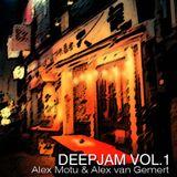 Alex Motu & Alex van Gemert - DEEPJAM Vol.1
