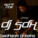 DJ SDX w/Electric Guitar [Bedroom Breaks 3 - Apr 2011] Live Session