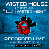#TwistedHouse 05 on @Cruise_FM with @DJTwistedFish