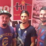 Interviu cu trupa ieseana Outstorm la Radio Hit Iasi in emisiunea Rock And More