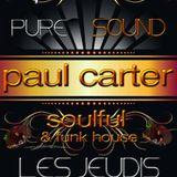 Paul Carter - Nu disco & funky & dowtempo - mix 733 - 24 Mars 2019