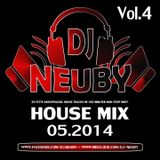 DJ Neuby - House Mix Vol. 4 (05.2014)