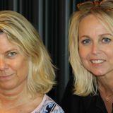 Carin gästas av Peter Jöback och Annika Andersson