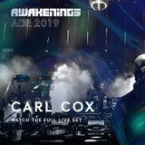 Carl Cox - Awakenings ADE 2019