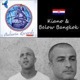 Batavia's Podcast Mix #008 - Kiano & Below Bangkok [DHR]