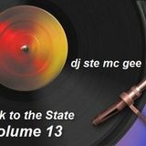 Back To The State Volume 13