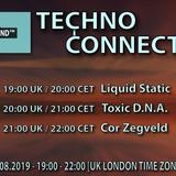 Cor Zegveld exclusive radio mix Techno Connection UK Underground FM 30/08/2019