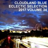 Cloudland Blue Eclectic Selection 2017 Vol 34