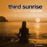 third sunrise house mix - dj jon bates