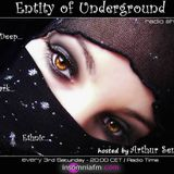 Arthur Sense - Entity of Underground #017: Ethnic Flashback [December 2012] on Insomniafm.com