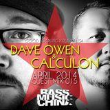 Calculon Bass Music China Mix # 015 - April 2014