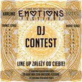 DJ Zawias - Emotions Festival - DJ CONTEST II etap