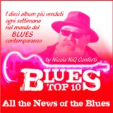 #BLUESTOP10 - 196 WEEK  APRIL 9/10/11/12/13 - 2018 #allthenewsoftheblues