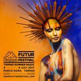 The Black Madonna - live at Kappa Futur Festival 2017 (Turin, Italy) - 08-Jul-2017