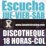 Discotheque by MisterJotta Live Sessions #50 (Special Groove Tech 2016)