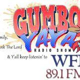 Gumbo YaYa Radio Show 89.1FM WFDU HD2 6-3-19