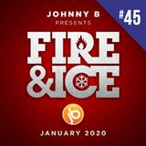 Johnny B Fire & Ice Drum & Bass Mix No. 45 - January 2020