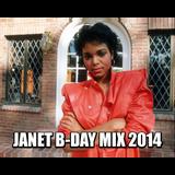 Janet Jackson Birthday Mix 2014