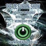 The Ice Fusion Show with DJ Breeze on IO Radio 090915