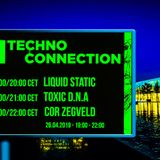 Toxic D.N.A exclusive radio mix Techno Connection UK Underground FM 26/04/2019