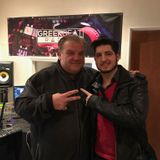 Angelo Tsarouchas - The Funny Greek LIVE with DJ Funksy on GreekBeat