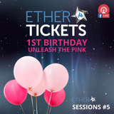 Charlie Mega - ETHER SESSIONS #5 // 1st B-day