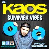 DJ KAOS -SUMMER VIBES