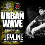 Lowriderz - Urban Wave Podcast 011 (Guest mix by JAYLINE)