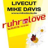 Livecut Mike Davis @ Ruhr in Love 2016