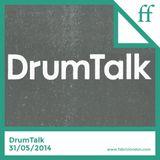 DrumTalk - Recorded Live 31/05/2014