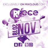 @DJReeceDuncan - NOVEMBER 2018 (R&B, Hip-Hop, Bashment, Afrobeats)