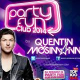 Party Fun Club : Quentin Mosimann live @Loft89 (14/03/14)