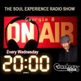 GEORGIE B 'SOUL EXPERIENCE' SHOW - WED 8th July 2015