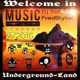 DJ SET MIXED BY FREDSTYLER Sélections 09/2015 Halloween