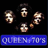 QUEEN : 70's - THE RPM PLAYLIST